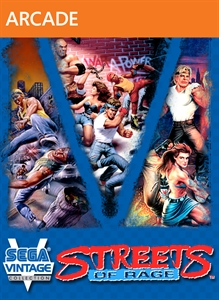 Sega Vintage Collection: Streets of Rage