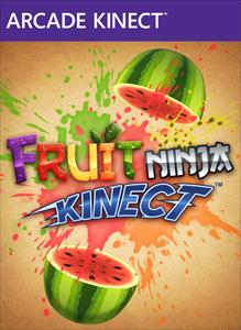 Fruit Ninja Kinect Theme