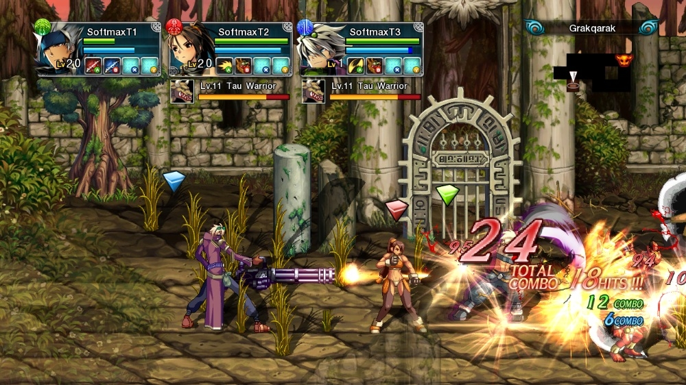 Image from Dungeon Fighter LIVE: Fall Of Hendon Myre
