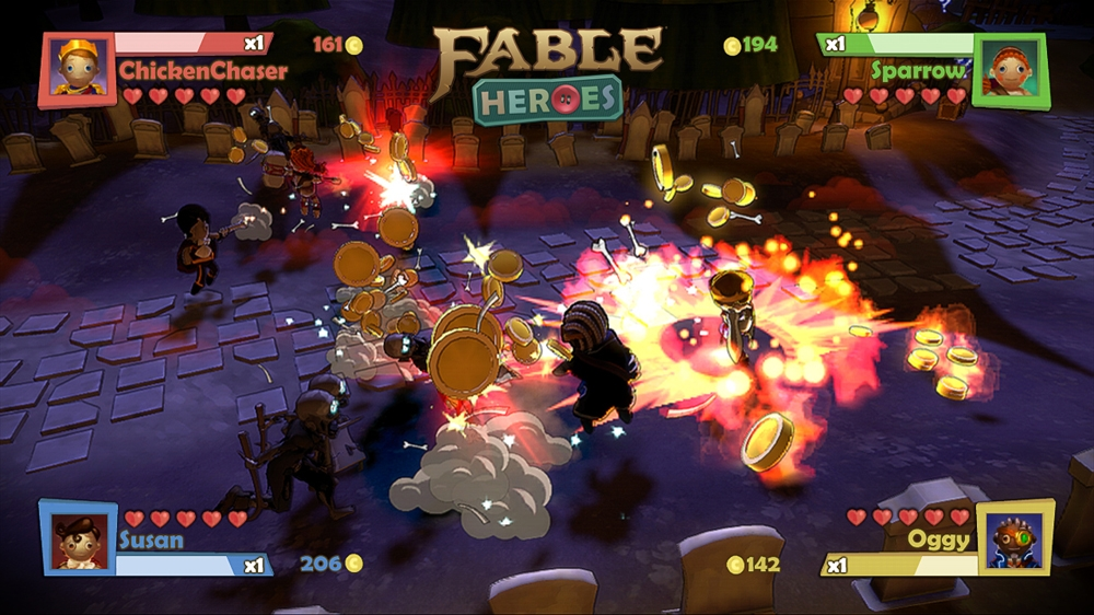 Imagem de Fable Heroes