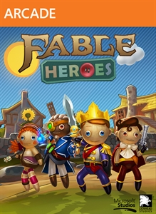 Fable Heroes Picture Pack 1