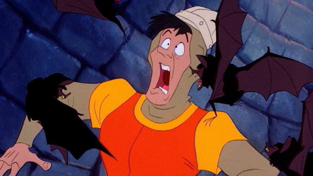 Image from Dragon's Lair
