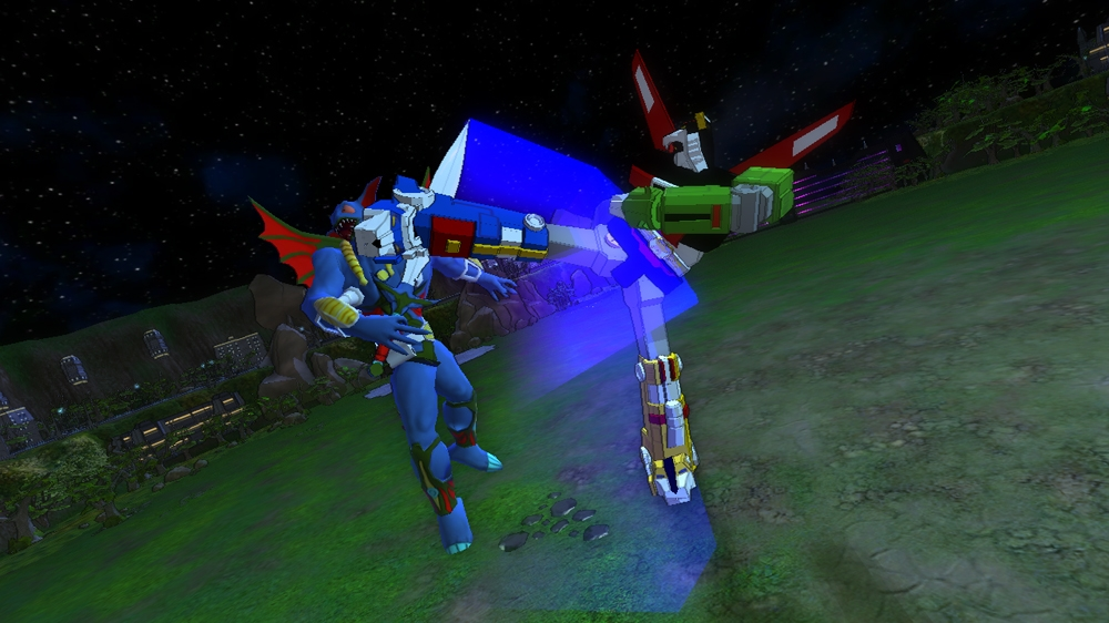 Image from Voltron