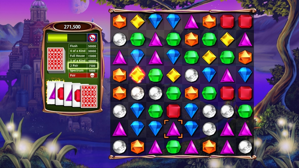 Image from Bejeweled 3