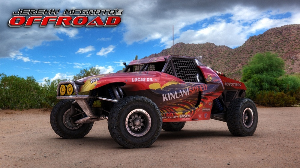 Image from Jeremy McGrath&#39;s Offroad