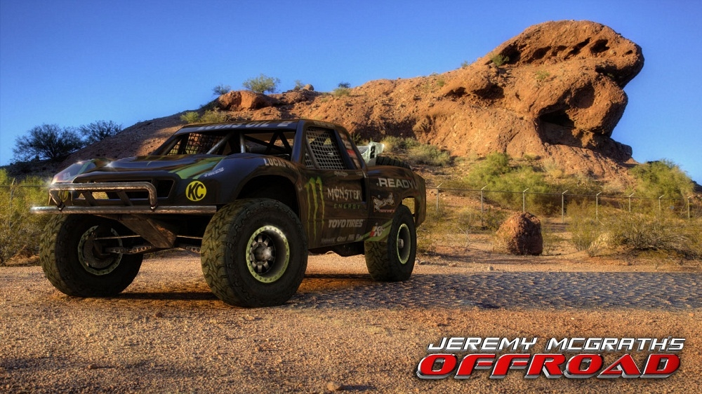 Image from Jeremy McGrath's Offroad
