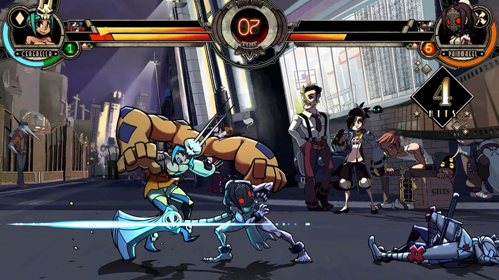 Image from Skullgirls
