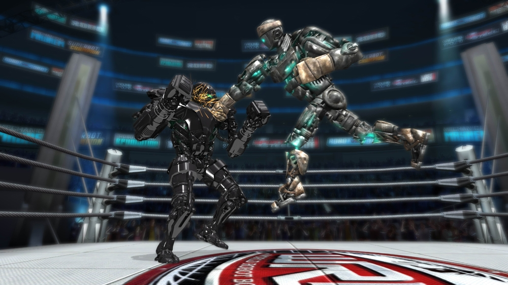 Image de REAL STEEL