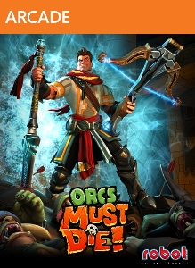 Orcs Must Die! Trailer