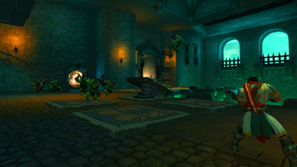 Image from Orcs Must Die!
