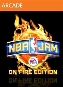 NBA JAM: On Fire Edition - Legends Sizzle