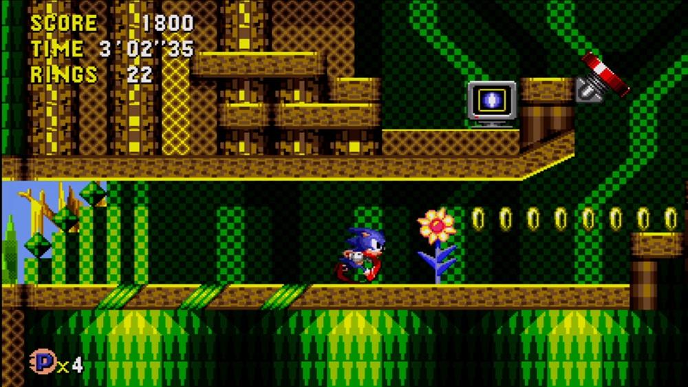 Kép, forrása: Sonic CD