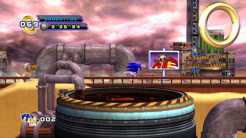 Immagine da Sonic The Hedgehog 4 Episode II 