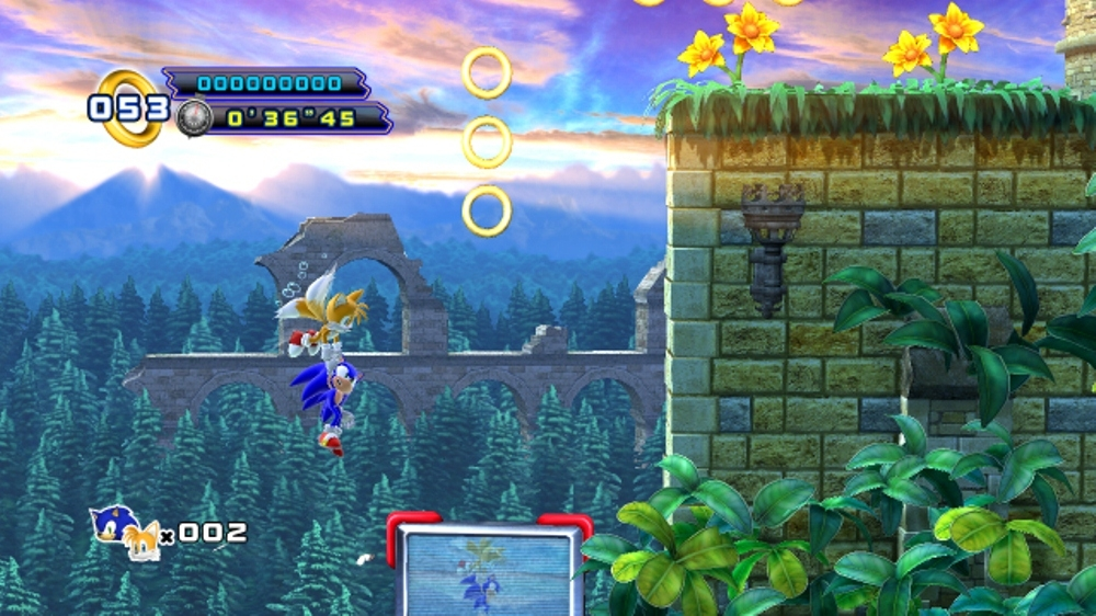 Image from SONIC 4 Episode II