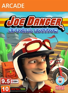 Joe Danger Trailer