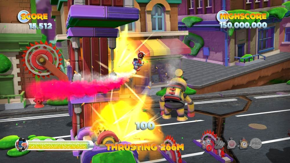 Bilde fra Joe Danger 2: The Movie