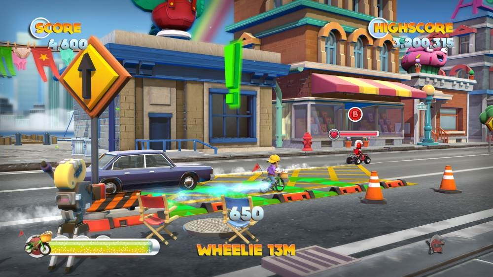 Bild von Joe Danger 2: The Movie