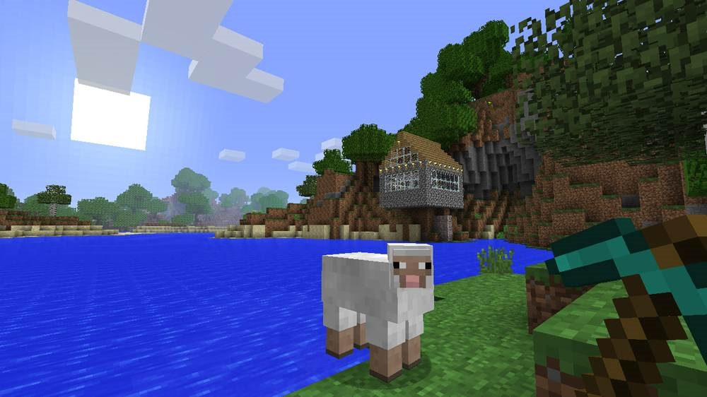 Image from Minecraft: Xbox 360 Edition