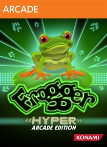 Frogger: Hyper Arcade Edition