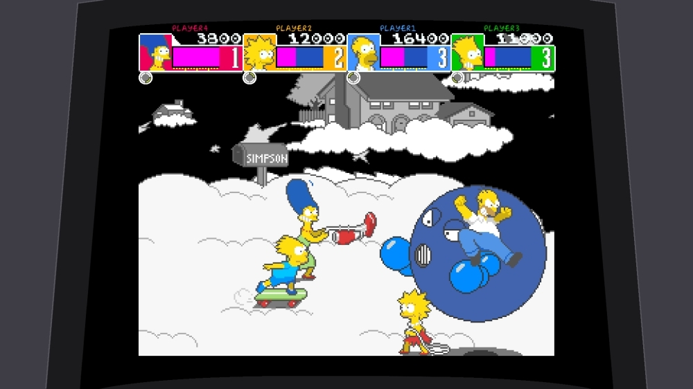 Bild von The Simpsons™ Arcade Game
