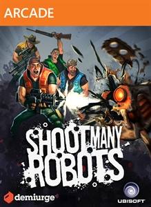 Shoot Many Robots - Missions Trailer