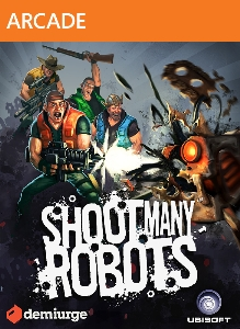 Shoot Many Robots - Meet The Robots Trailer