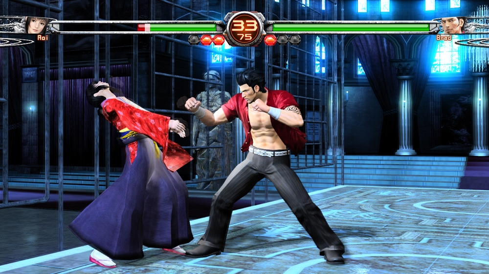 Image from Virtua Fighter 5 Final Showdown