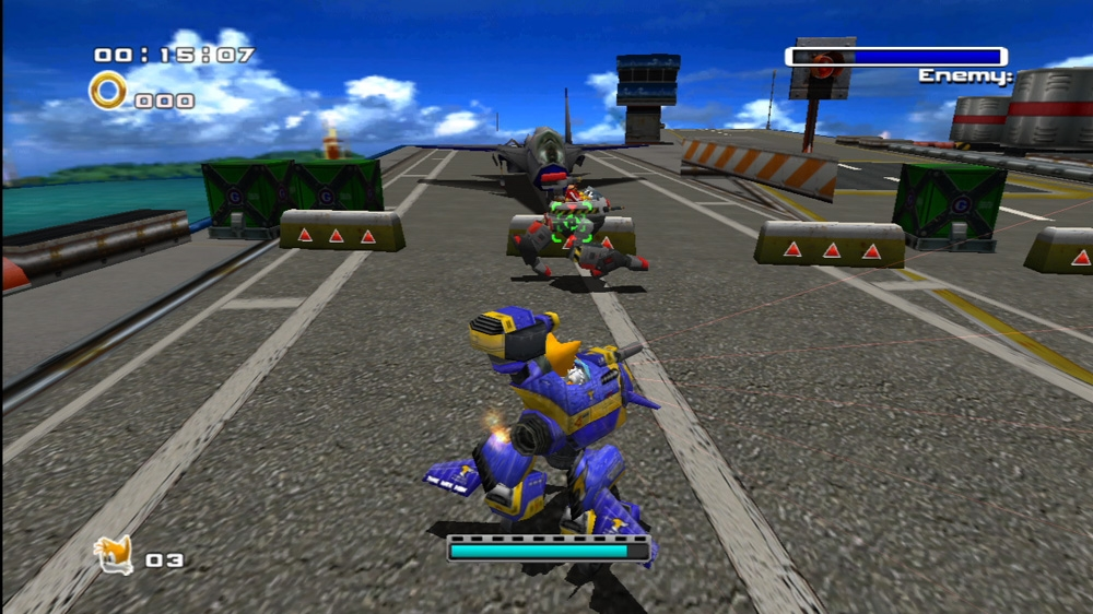Image from Sonic Adventure™ 2