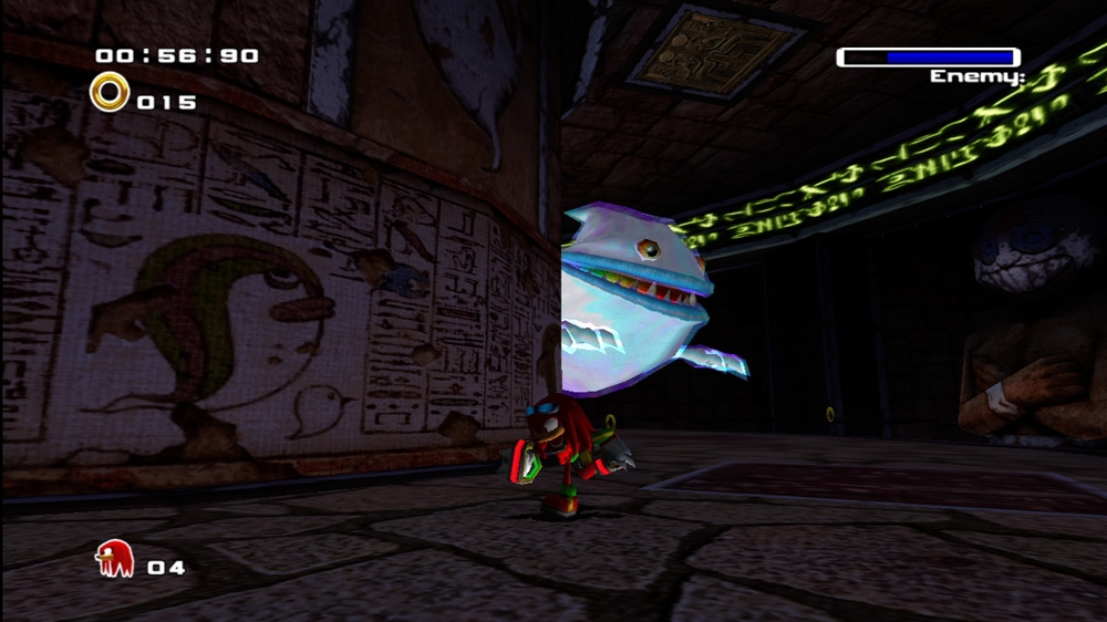 Image from Sonic Adventure 2 
