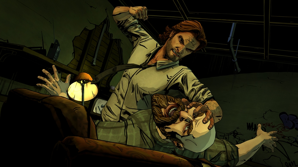 Bild från The Wolf Among Us