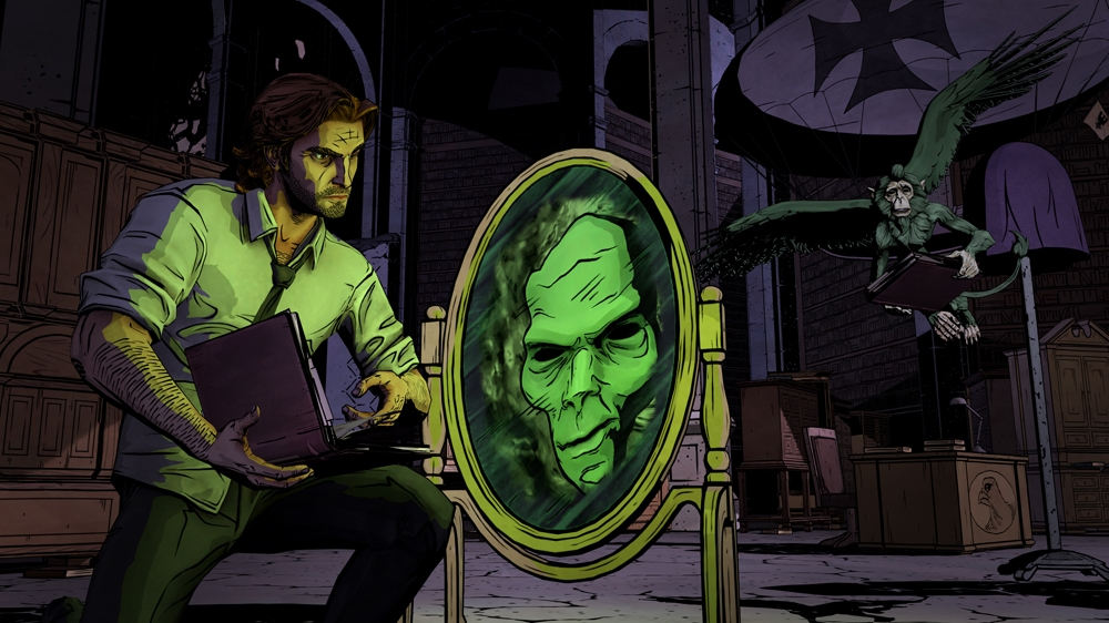 Imagem de The Wolf Among Us