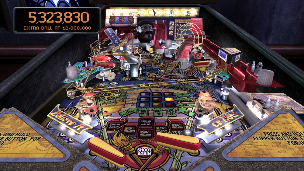 Image from Pinball Arcade