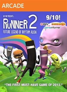 BIT.TRIP Presents Runner2: Future Legend of Rhyth