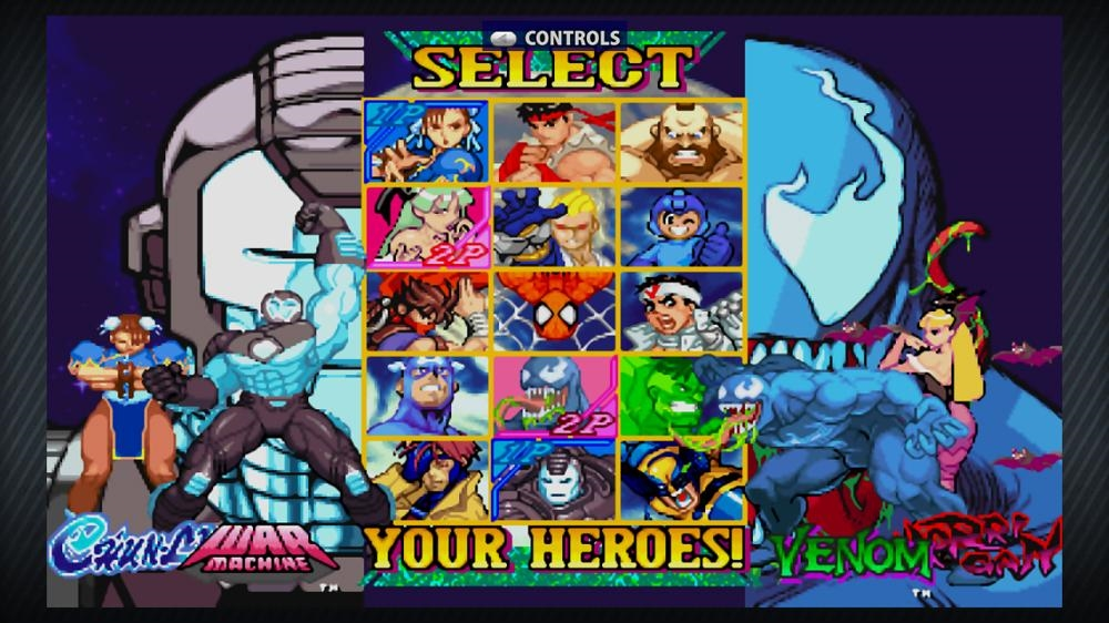 Immagine da Marvel vs. Capcom: Origins