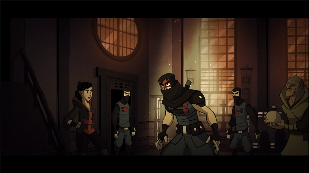 Imagem de Mark of the Ninja