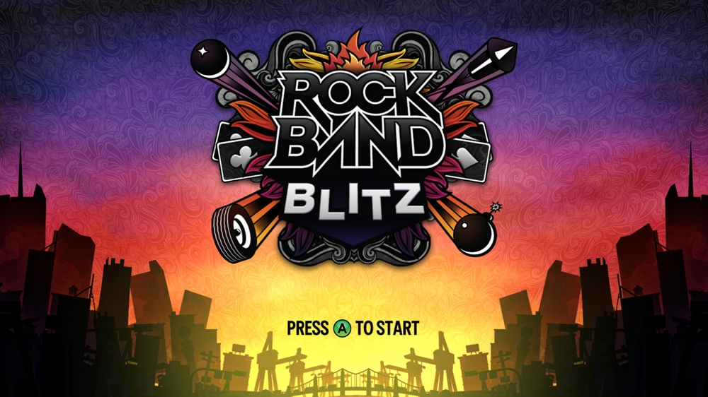 Image de Rock Band Blitz
