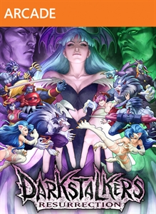 Darkstalkers Resurrection Launch Trailer