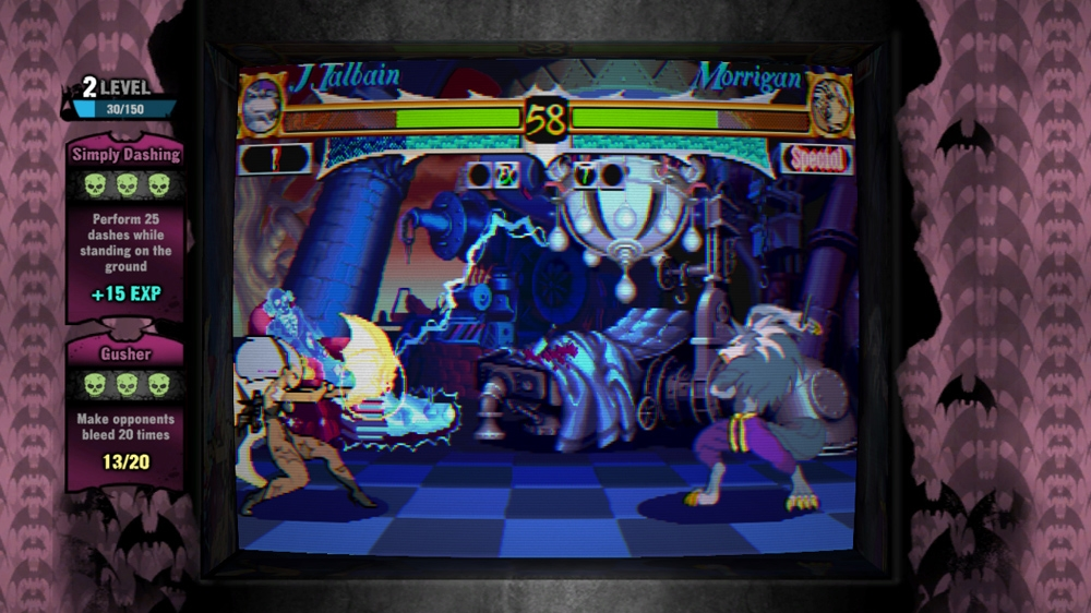 Image from Darkstalkers Resurrection