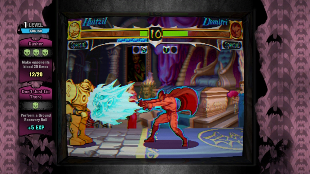 Image de Darkstalkers Resurrection