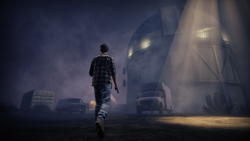 Alan Wake's American Nightmare ® の画像