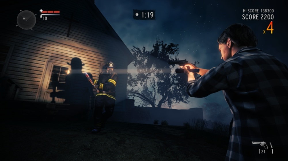 Imagem de Alan Wake&#39;s American Nightmare 