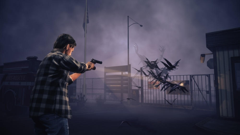 Image from Alan Wake's American Nightmare ®