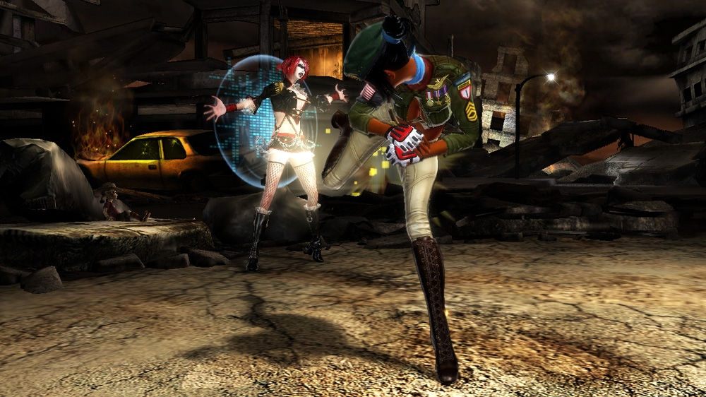 Image from Girl Fight