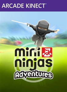 Mini Ninjas Adventures Gameplay-Trailer