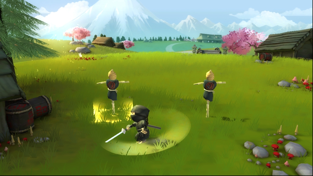 Kép, forrása: Mini Ninjas Adventures