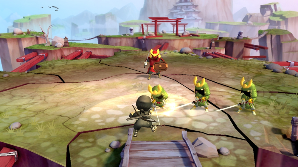 Image from Mini Ninjas Adventures