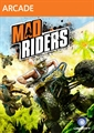 Mad Riders cover