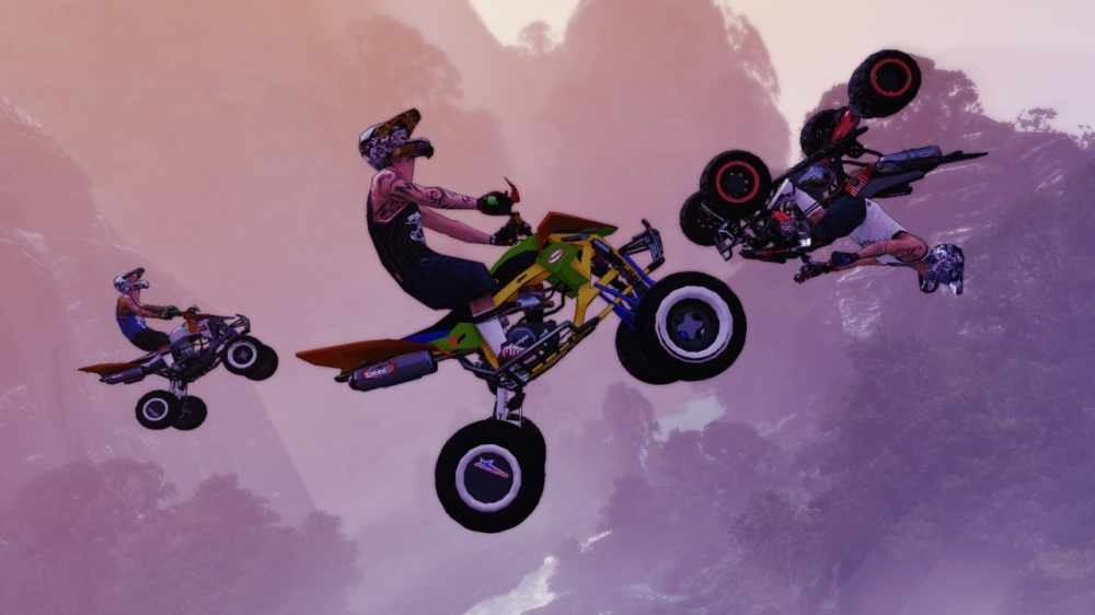 Image from Mad Riders