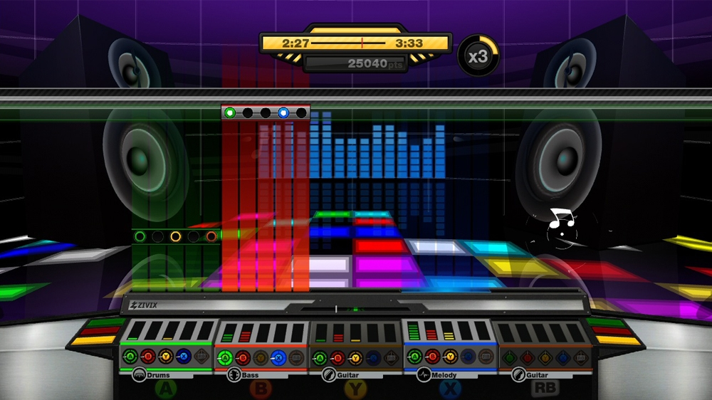 Image from Jam Live Music Arcade