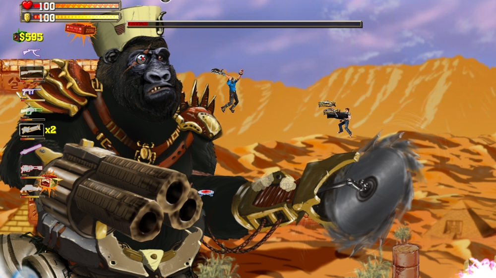 Image from Serious Sam Double D XXL